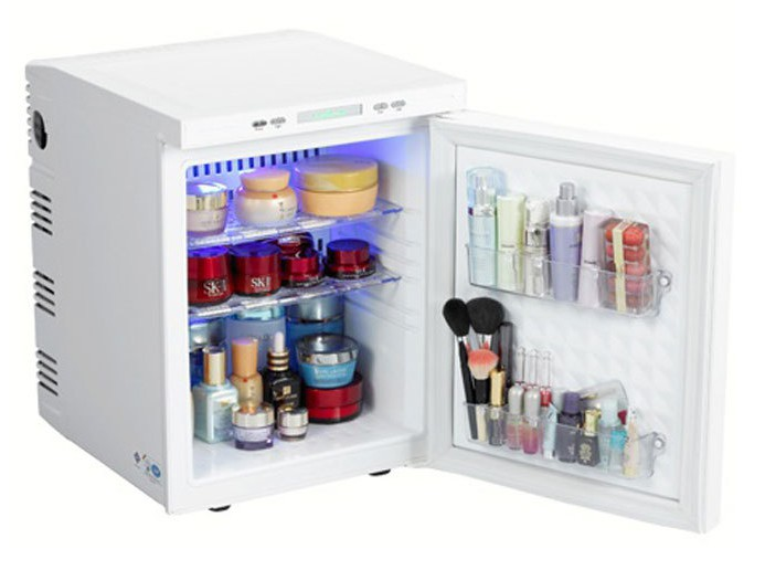 Should You Store Your Beauty Items In The Fridge My